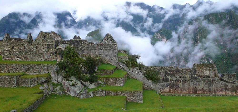 Machu Picchu agricole