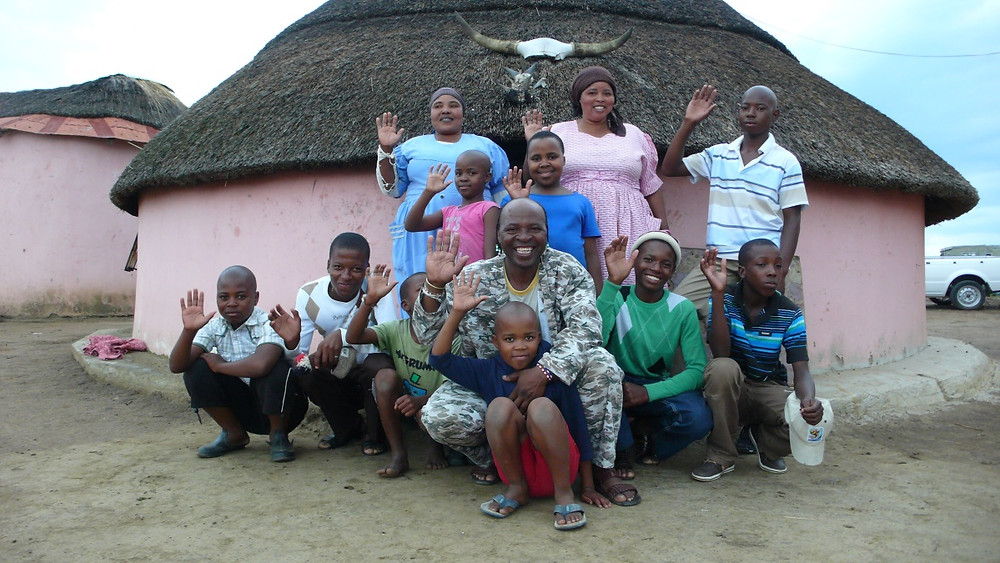 village kwazulu natal