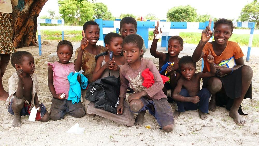 enfants Namibie rundu
