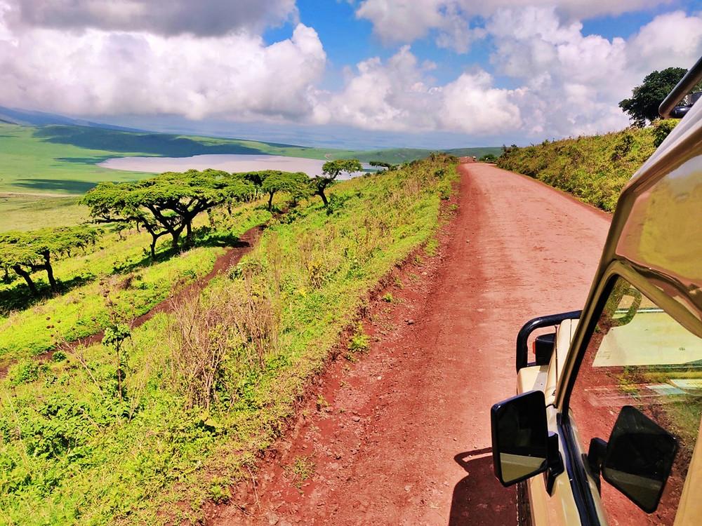 safari zone ngorongoro