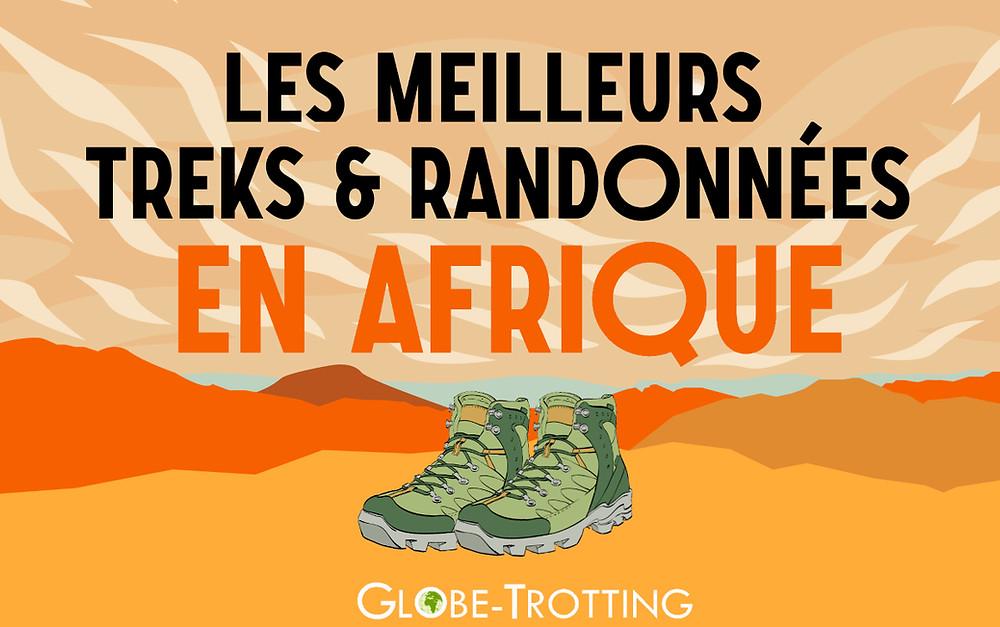 meilleurs treks et randonnées en Afrique