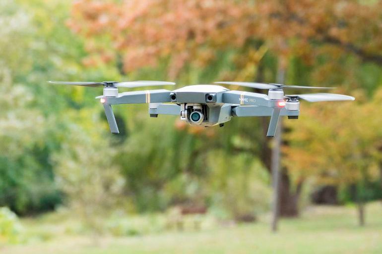 drone de voyage facile
