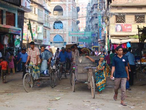 Fascinante Dhaka, capitale du Bangladesh