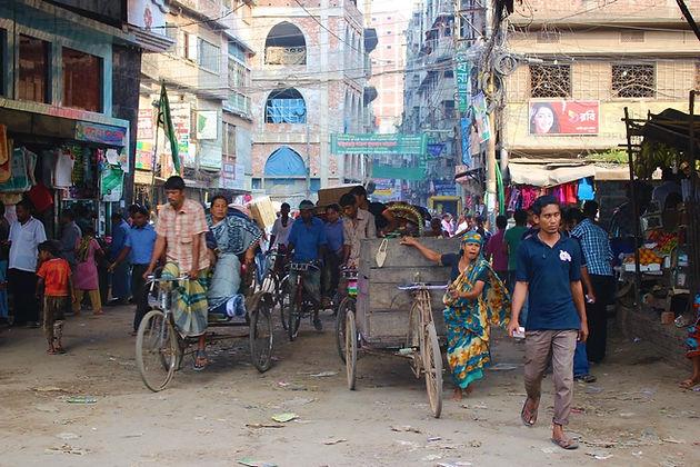 Meilleur lieu de rencontre dans la ville de Dhaka