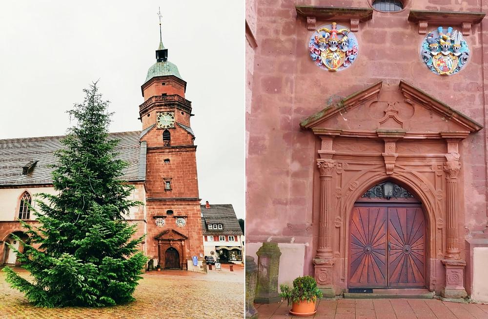 Forêt noire église Freudenstadt