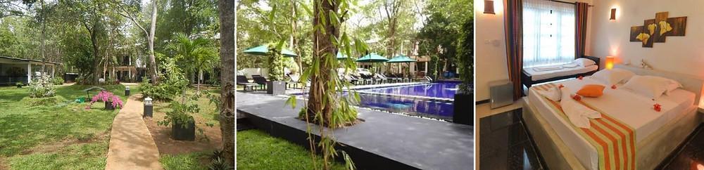 meilleur hôtel sigiriya