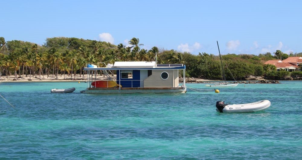 aqualodge st françois en Guadeloupe