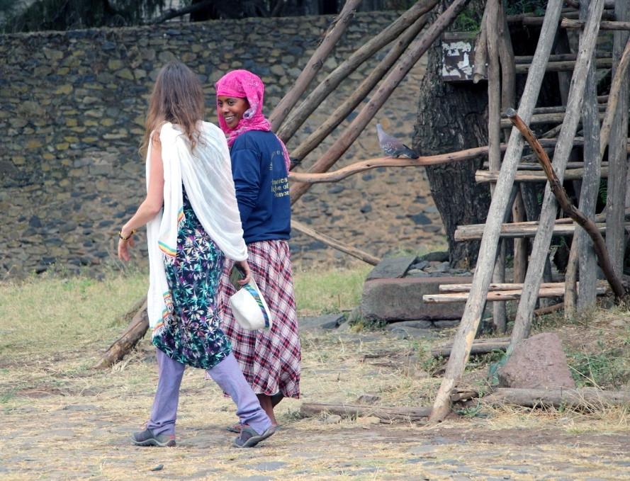 Gondar visite
