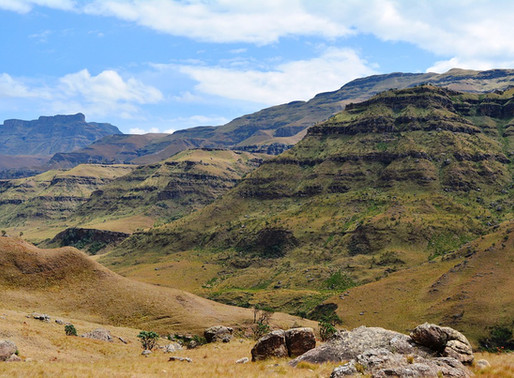 Le KwaZulu-Natal en Afrique du Sud