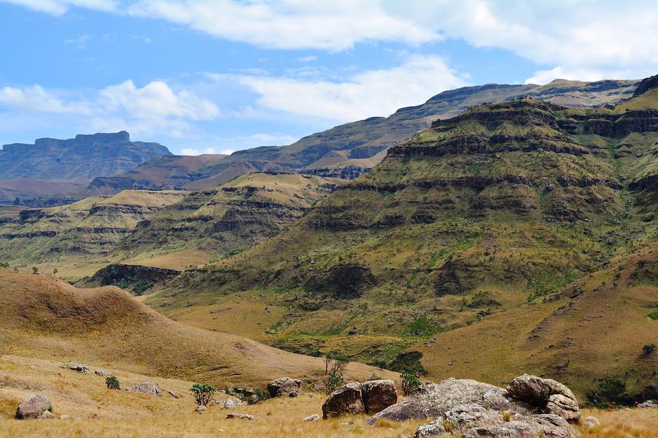 KwaZulu-Natal en Afrique du Sud