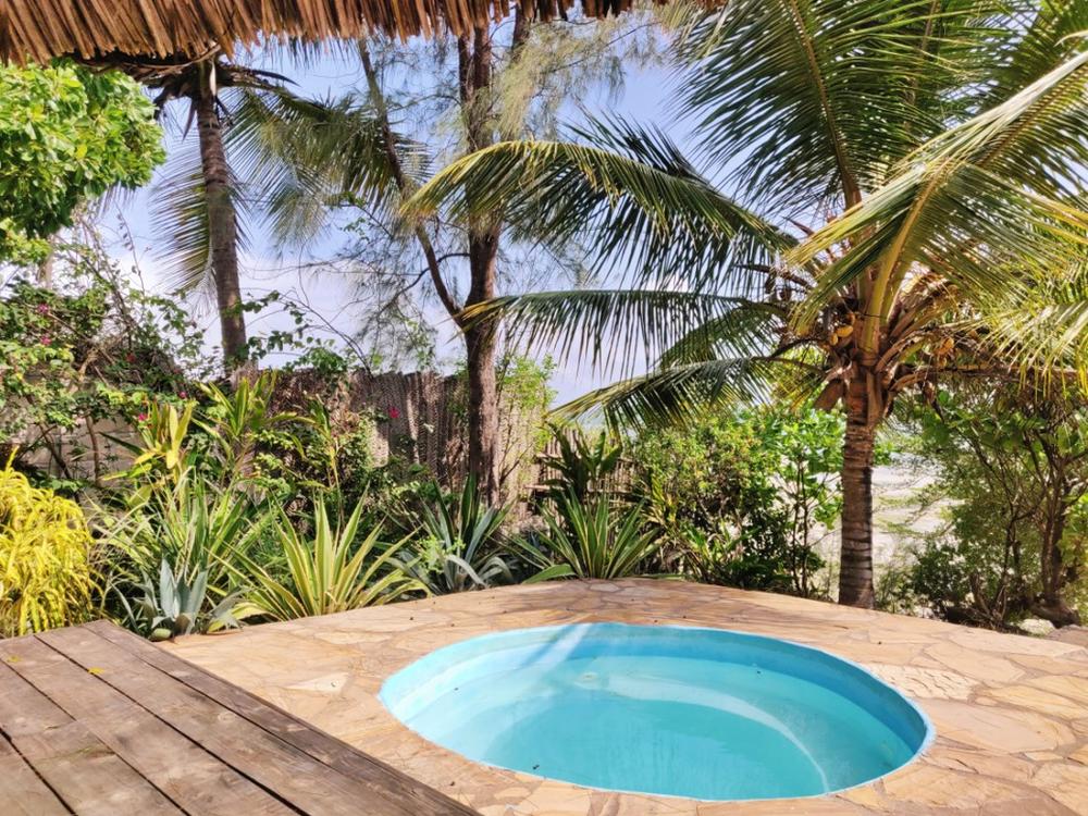bungalow piscine kiwengwa