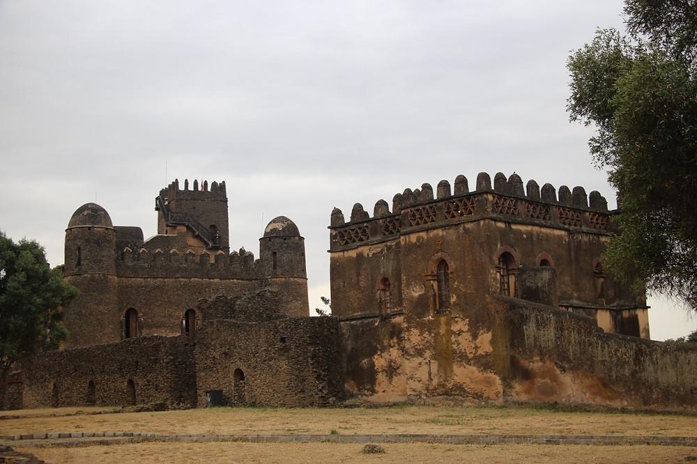 cité royale de Gondar