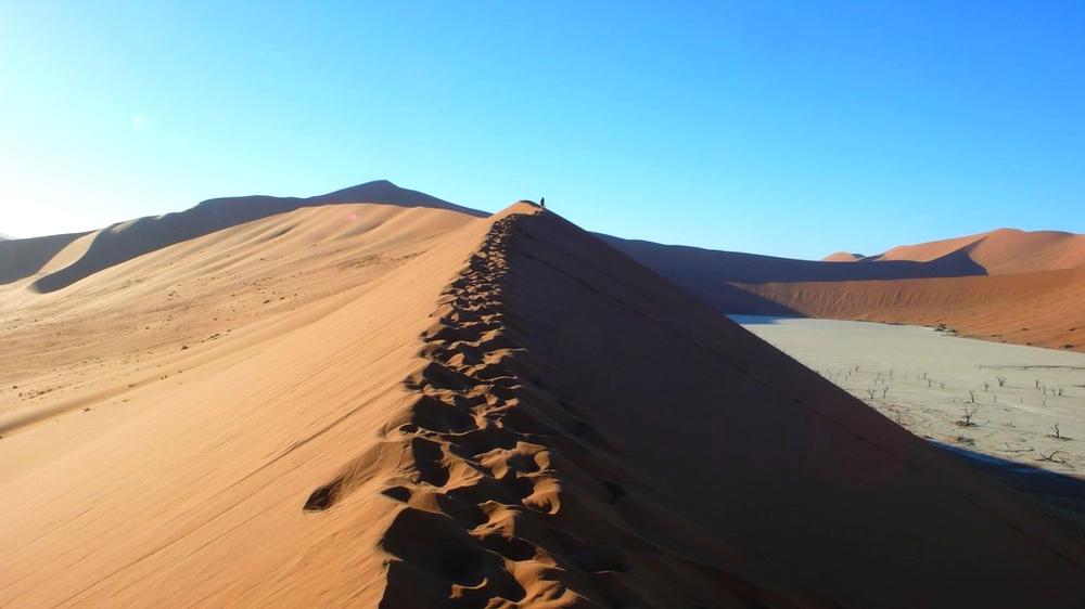 dune de sossusvlei marche