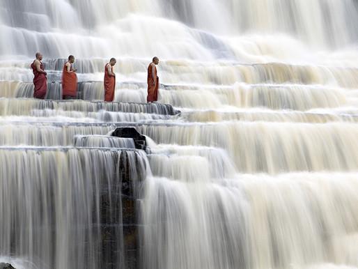 La cascade à 7 étages Pongour au Viêt Nam