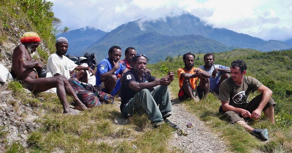 Vallée de Baliem Papouasie