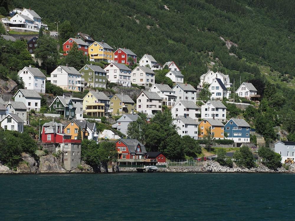 odda norvège