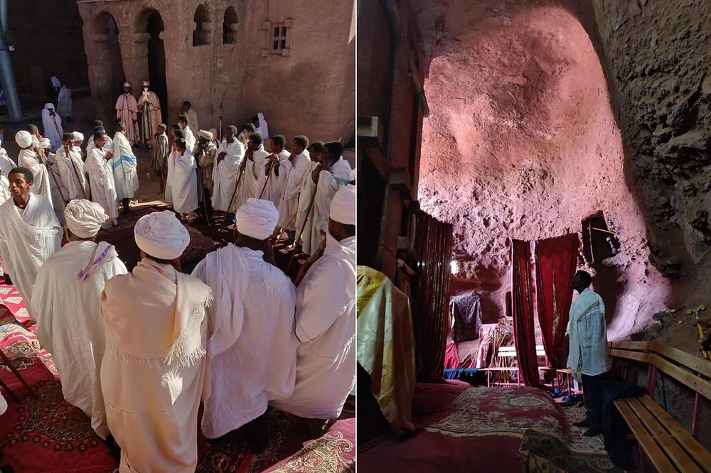 mariage Lalibela en Ethiopie