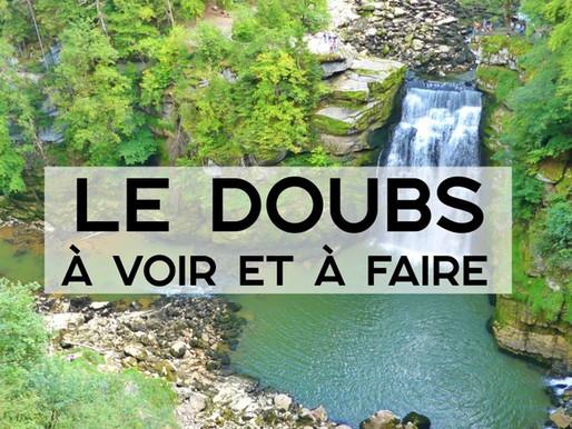 Le Doubs en France : à voir et à faire