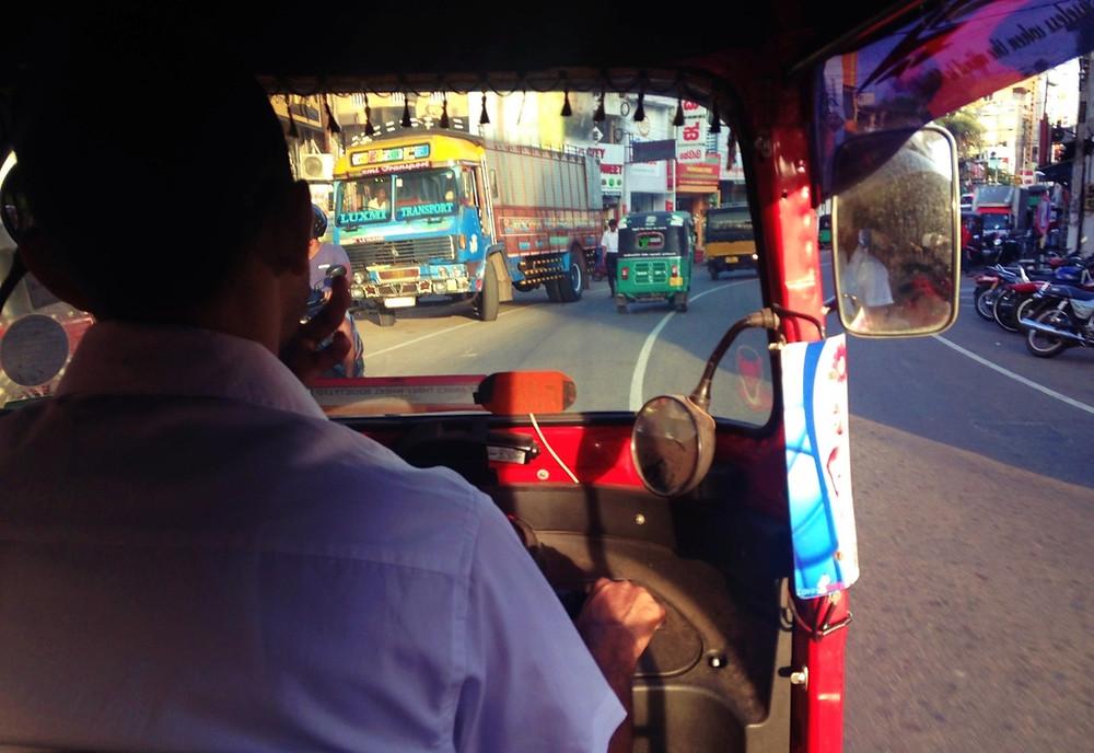 Negombo Sri Lanka voyage