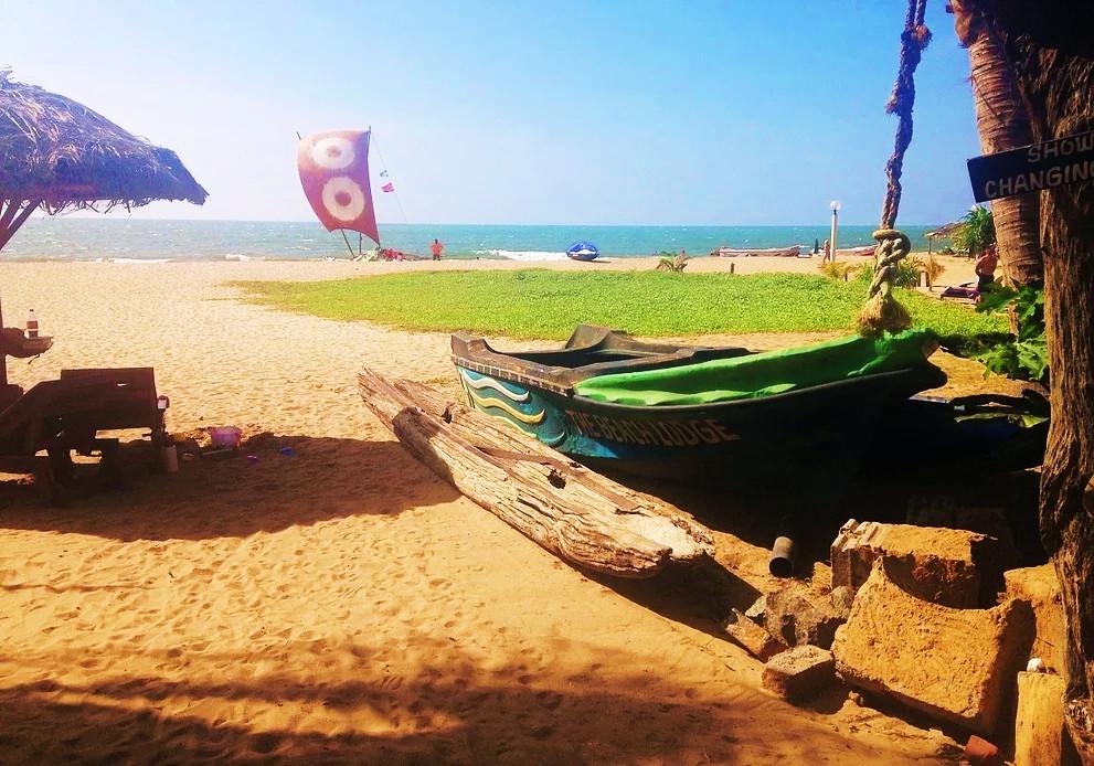 Negombo Sri Lanka voyage hotel