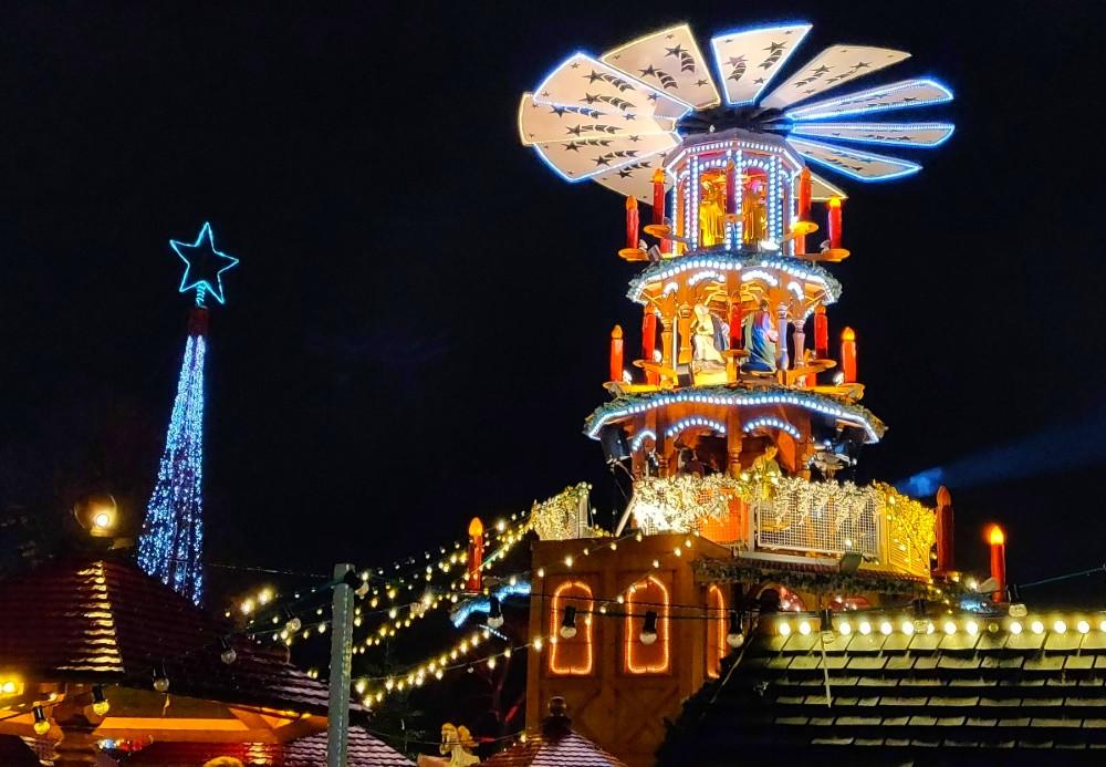 Forêt Noire Karlsruhe en décembre