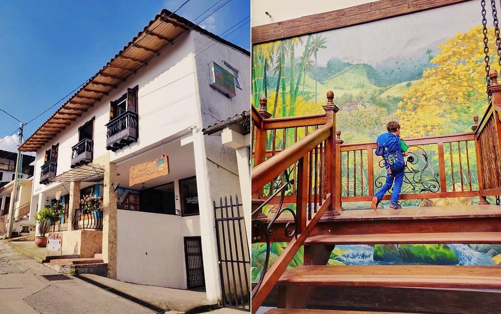 Hotel Real Salento en Colombie