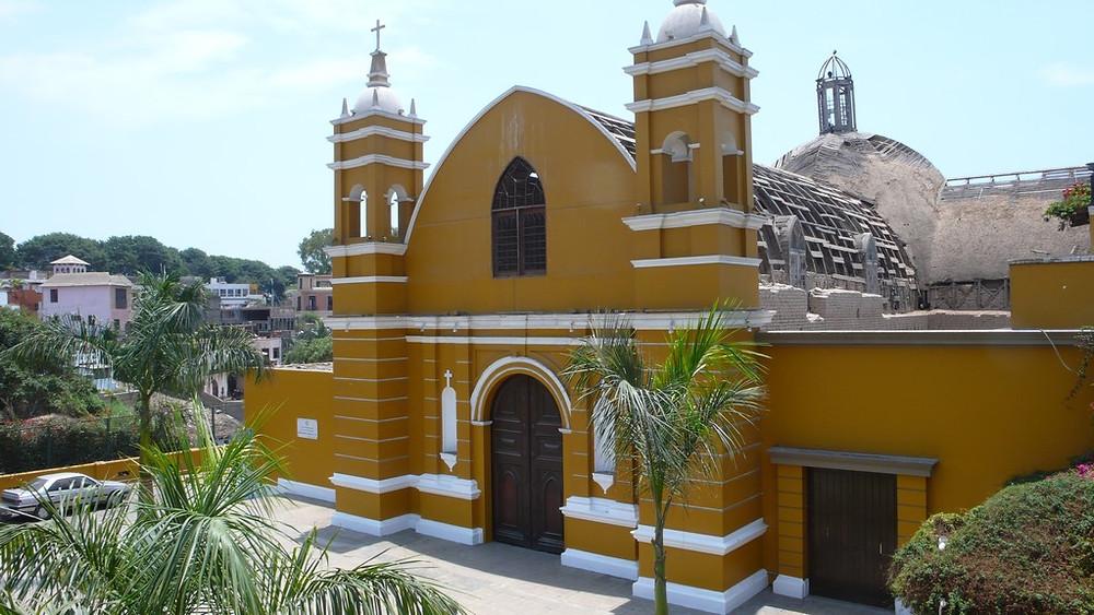 La Ermita Church Barranco