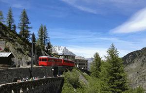 Chemin de fer du Montenvers Site touristique