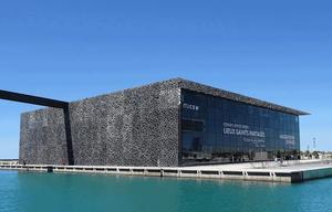 Mucem de Marseille musée France