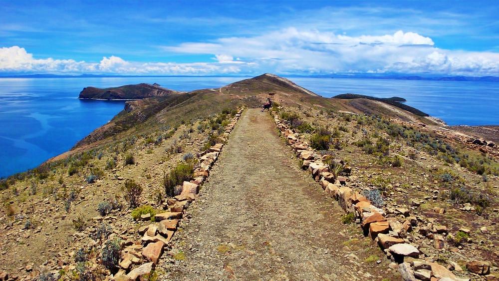 ile du soleil randonnées bolivie