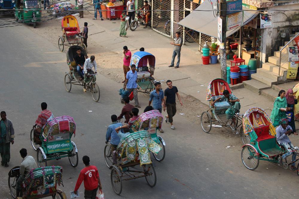 rue Srimangal Bangladesh
