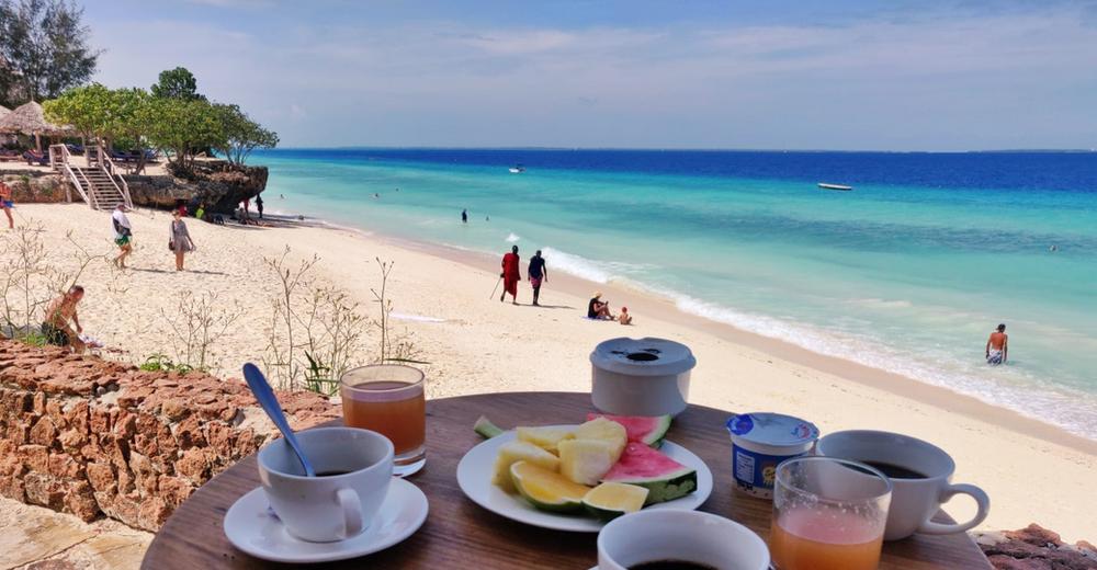 restaurant Sandies Baobab Beach Hotel