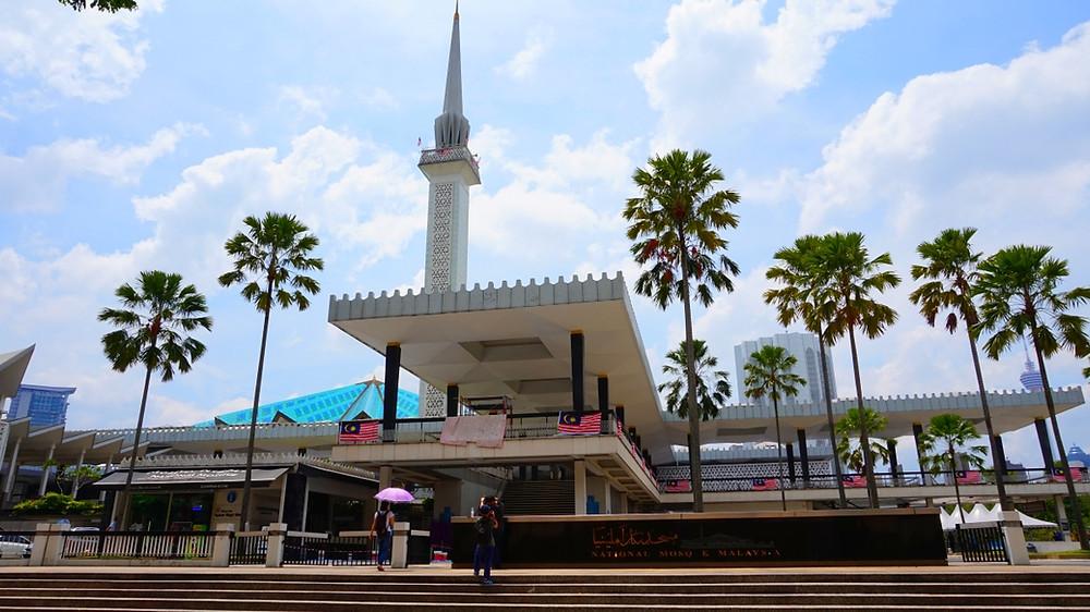 visite Masjid Negara 2 jours KL