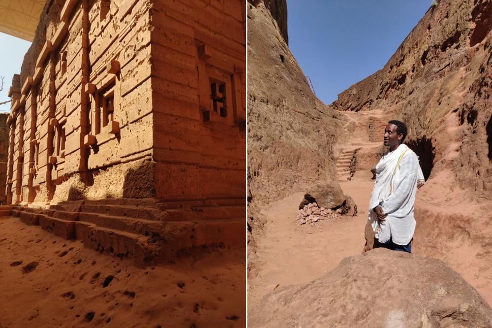 visite Lalibela et Bete gyorgis en Ethiopie
