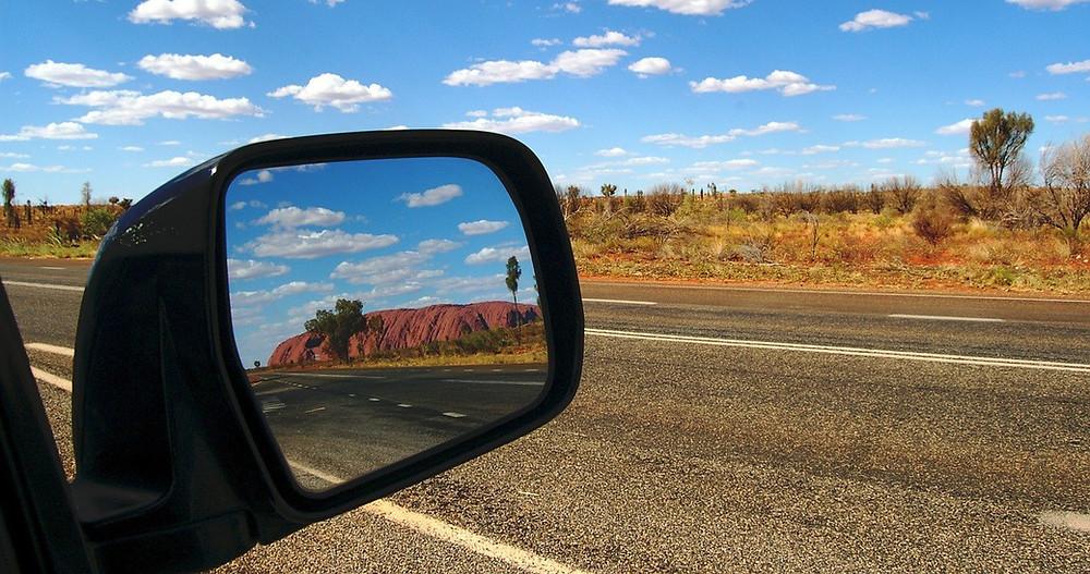 Comment se rendre à Uluru