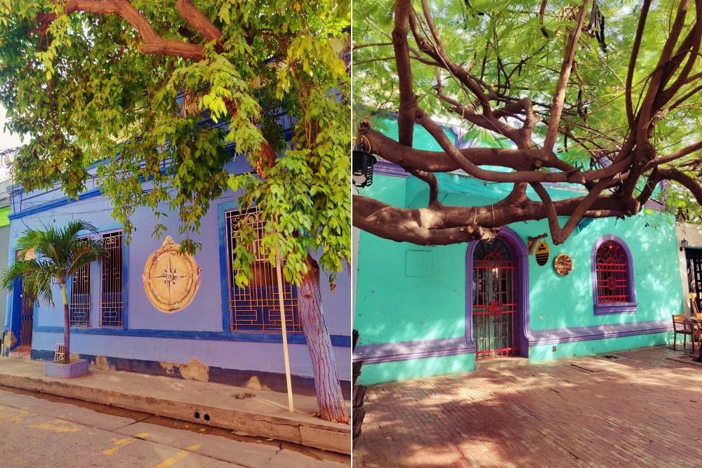 maisons santa marta colombie