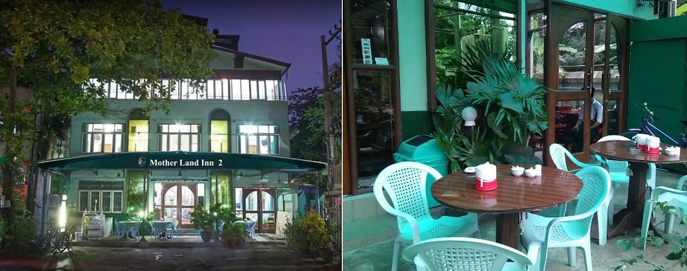 Où dormir à Yangon