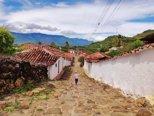 Guane en Colombie