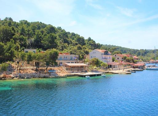 L'île de Mljet en Croatie