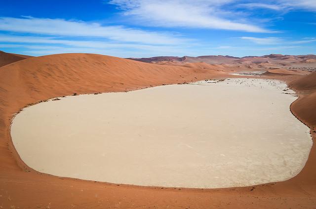 le Dead Vlei désert du namib