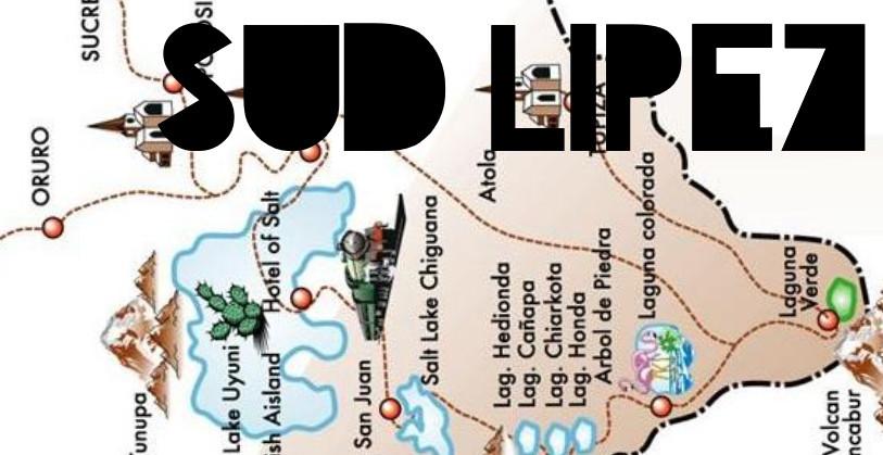 TRAVERSEE DU SUD LIPEZ: A savoir