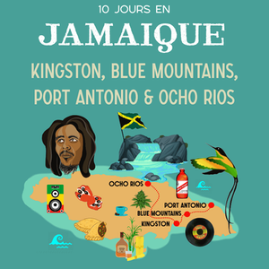 Jamaique itinéraire Port Antonio Kingston Ocho Rios