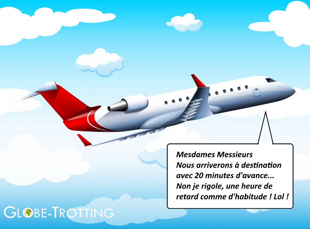 Classement compagnies aériennes ponctualité
