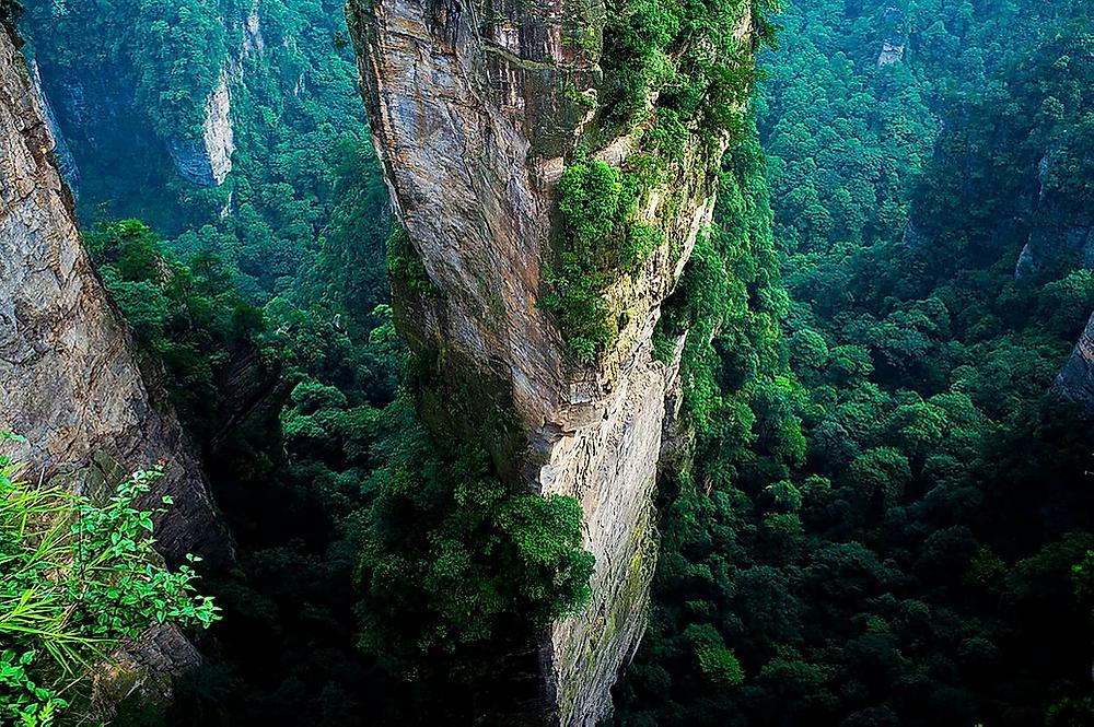 Montagne Avatar Chine