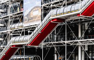 Centre Pompidou Paris Site touristique France