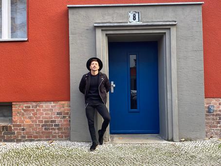 All in Black. Berlin Style!