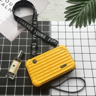 Mini Suitcase Handbag