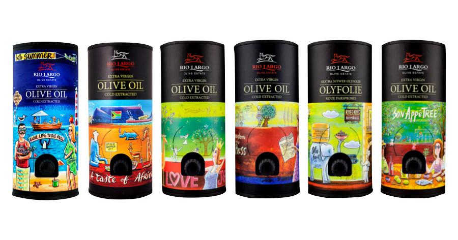 RIO LARGO OLIVE OIL Frans Groenewald