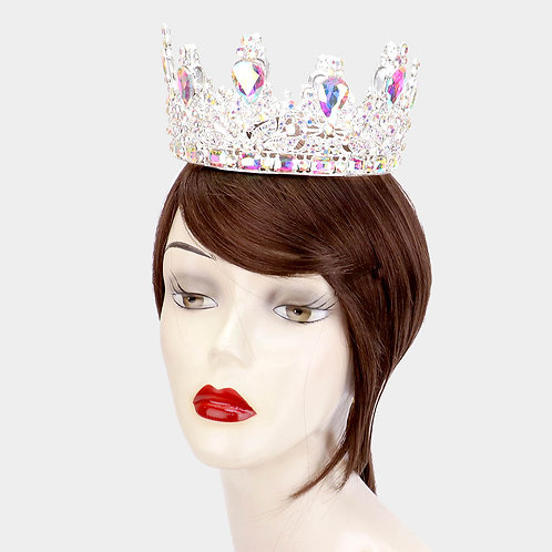 Rainbow Pageant Crown