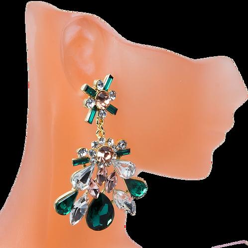 Ball Room Chandelier Earrings